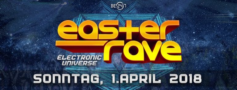 Easter Rave 2018 (01.04.2018)