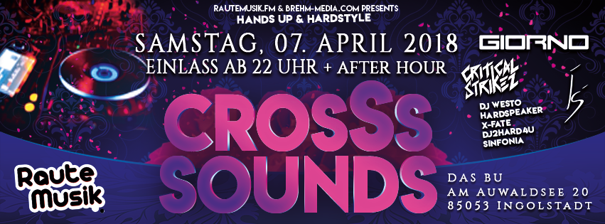 CrosSs Sounds (07.04.2018)