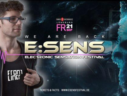E:sens Festival #7 - We Are Back (21.09.2018)