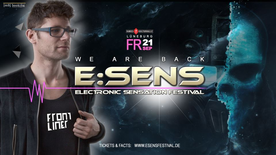 E:sens Festival #7 – We Are Back (21.09.2018)