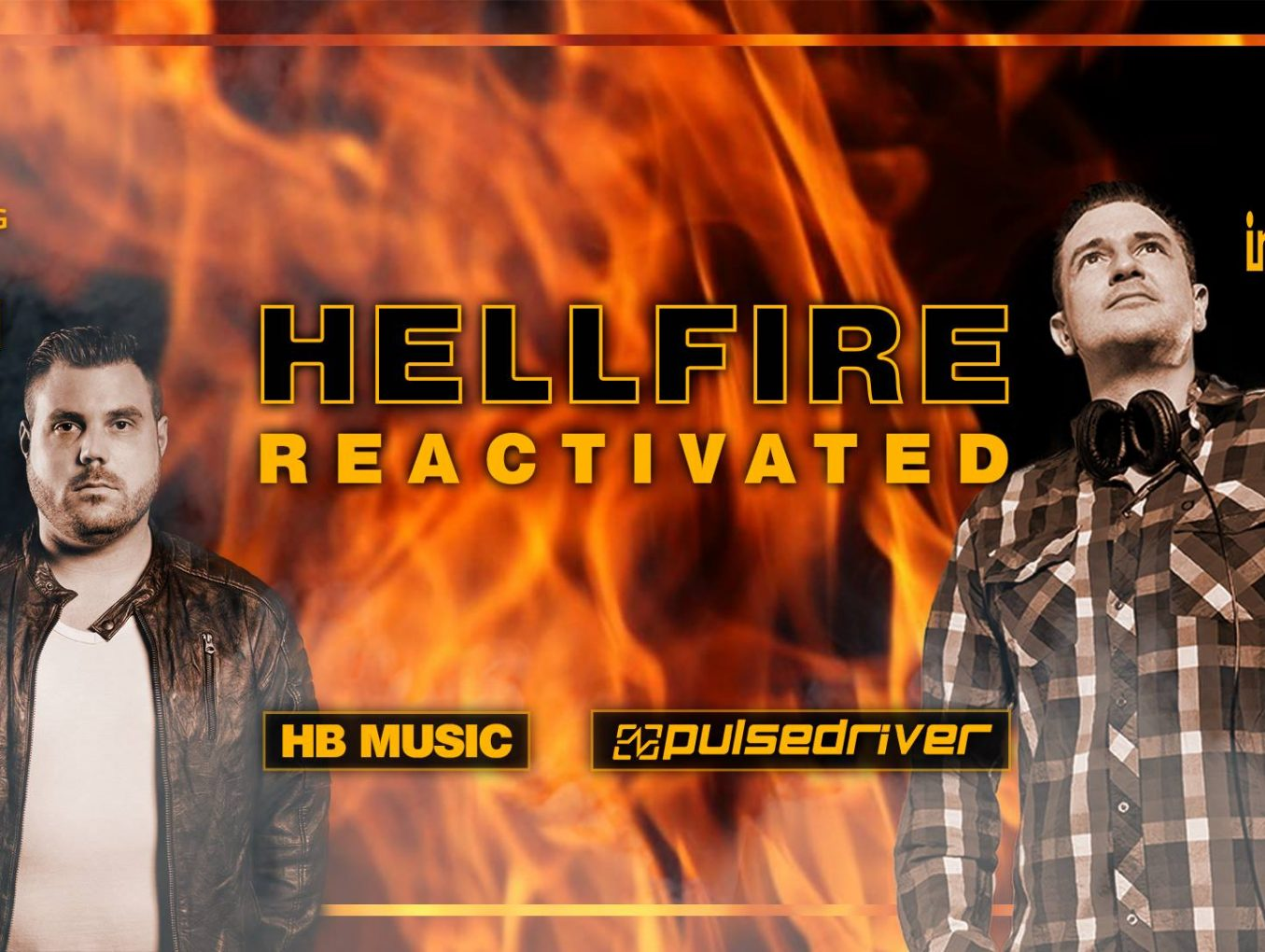 Hellfire Reactivated mit Pulsedriver & HB Music (09.11.2018)